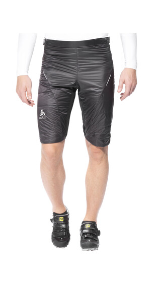 Odlo Loftone Primaloft Shorts Men black-graphite grey